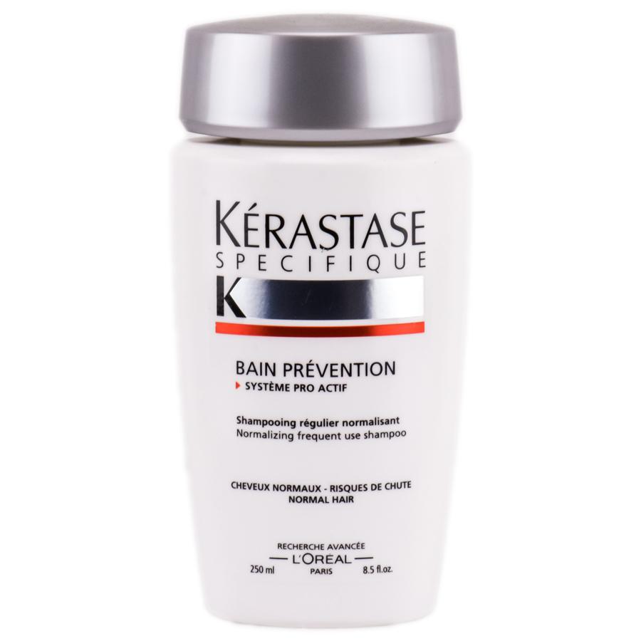 Kerastase Specifique Bain Prevention Normalizing Shampoo for Hair Loss 3474635003687