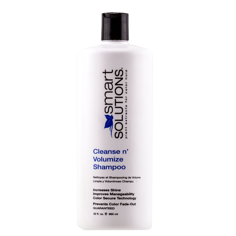 Smart Solutions Cleanse n' Volumize Shampoo 809743327760