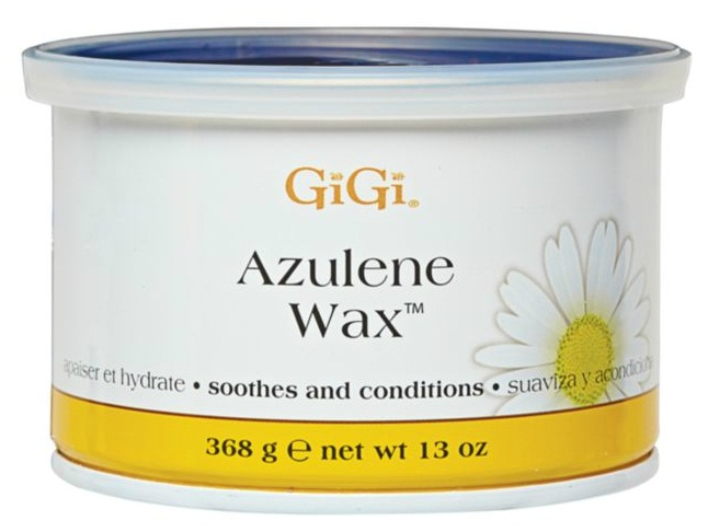 Gigi Azulene Wax - soothes and conditions 073930034506