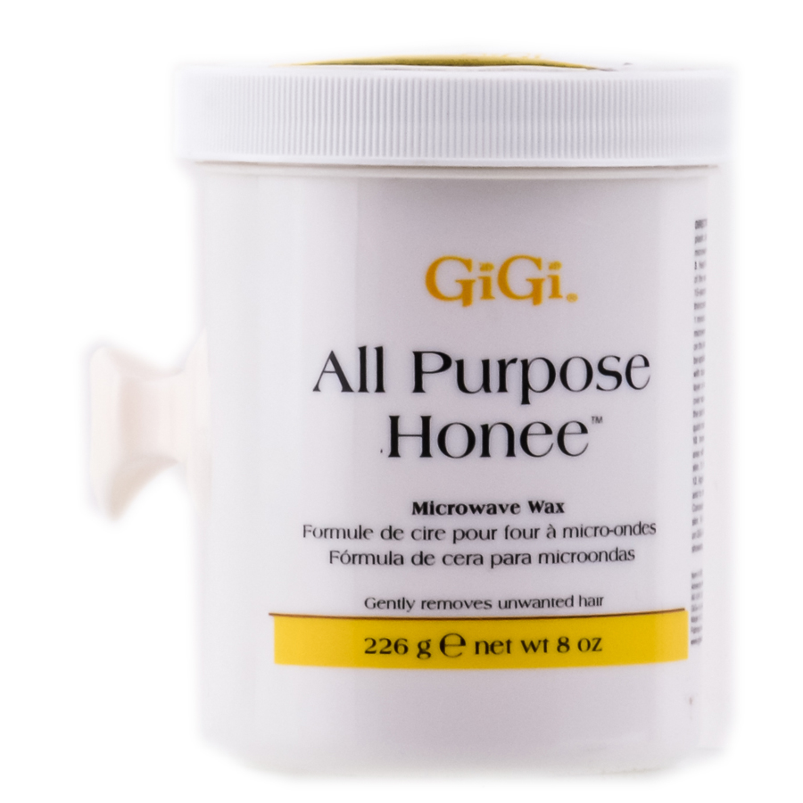 GiGi All Purpose Honee Microwave Wax 073930036500