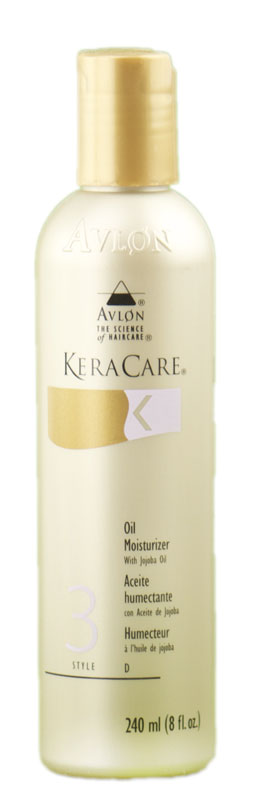 KeraCare Oil Moisturizer with Jojoba Oil 796708330029