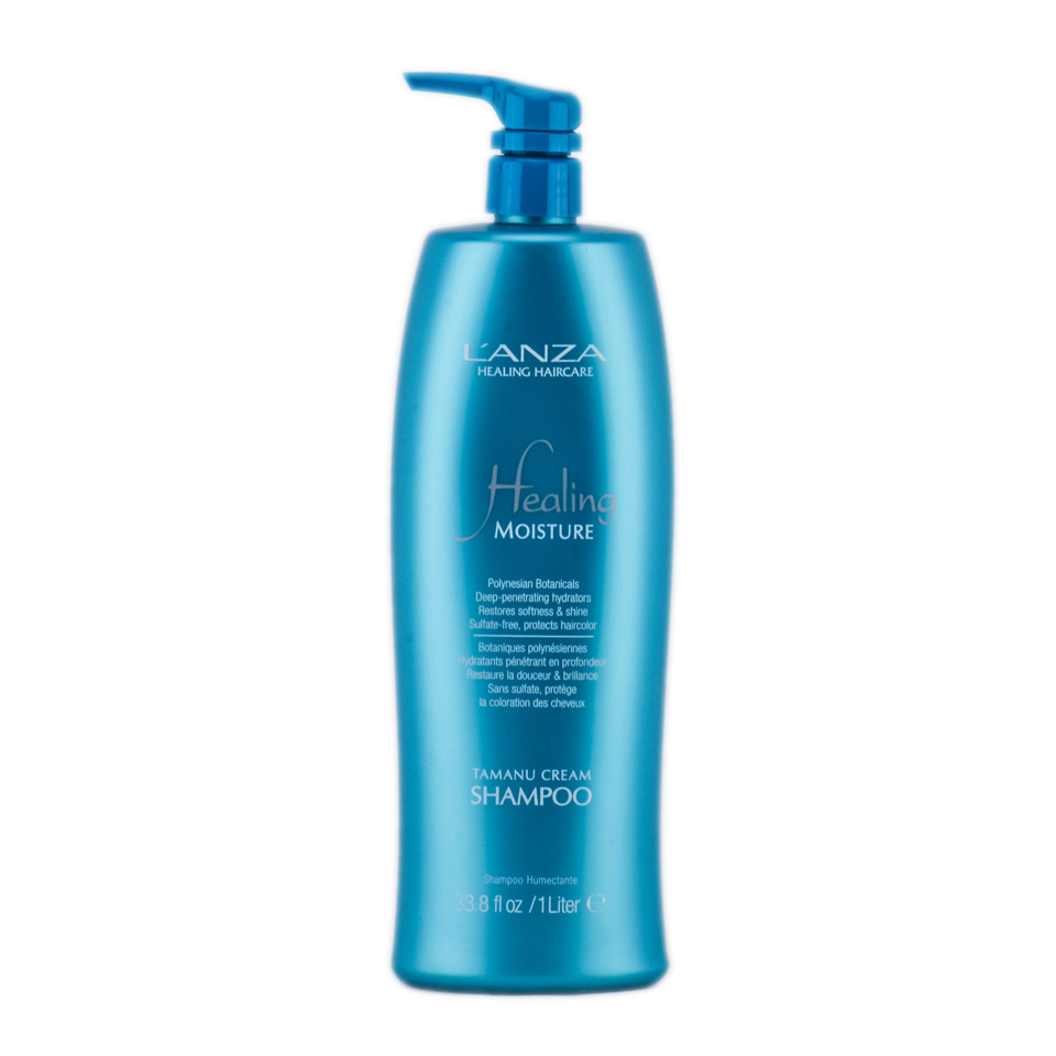 Lanza Healing Moisture Tamanu Cream Shampoo 654050114332