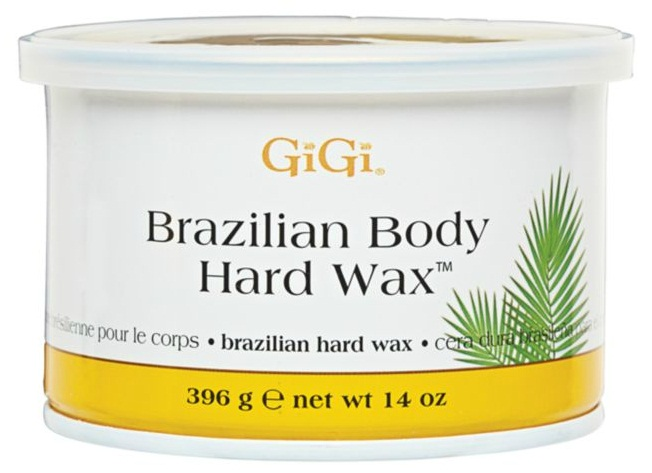 GiGi Brazilian Body Hard Wax 073930089902