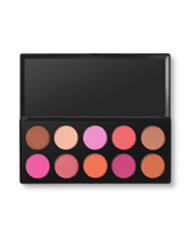 BH COSMETICS PROFESSIONAL BLUSH (10 COLOR BLUSH PALETTE)