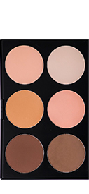 Morphe Pressed Powder Palette - 06F