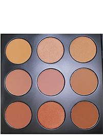 """Morphe """"That Glow"""" Bronzer Palette - 9BZ"""