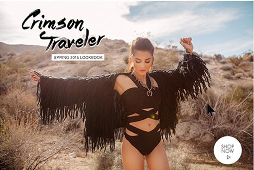Crimson Traveler