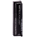 NYX Collection Noir - Matte Black Liner - Bel 02