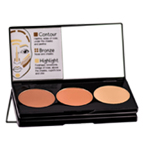 Motives 3-In-1 Contour & Bronze and Highlight Kit 0.36 Oz