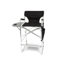 Morphe DC Tall Aluminum Director's Chair