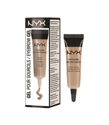 NYX Eyebrow Gel - Blonde - EBG01