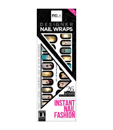 "NCLA Nail wraps in ""What's my filter"""