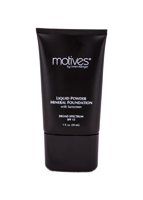 Motives Liquid Powder Minderal Foundation with SPF 15 - Linen