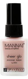 Manna Kadar Sheer Glo - Perfect