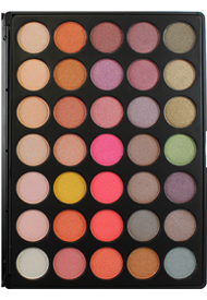 "Morphe ""It's Bling"" Eyeshadow Palette 35E"