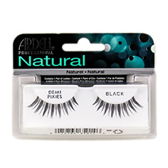 Ardell Professional Natural - Demi Pixies Black #65014