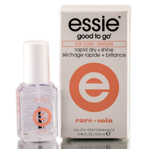 Top Coat: Essie Good To Go - Top Coat Finition Care Soin