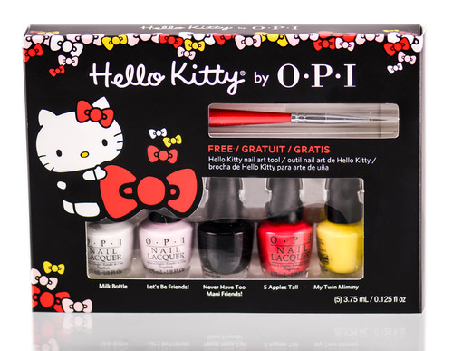 Opi hello kitty friend pack sleekshop formerly sleekhair opi hello kitty friend pack prinsesfo Image collections