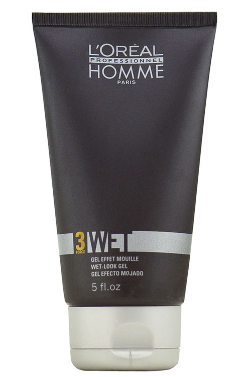 L'oreal Homme Wet Wet-Look Gel