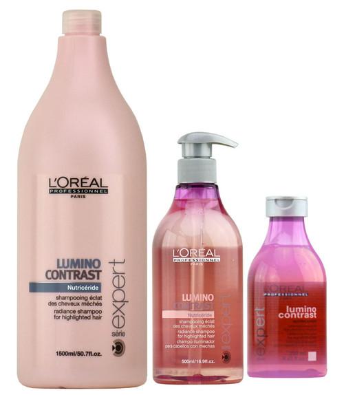L'Oreal Serie Expert - Lumino Contrast Shampoo