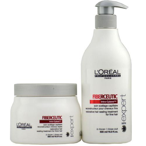 L'oreal Serie Expert Fiberceutic Restorative Hair Sealing Treatment