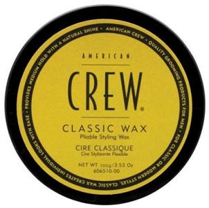 American Crew Classic Wax pliable styling wax