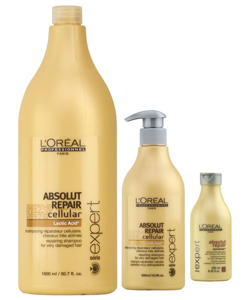 L'Oreal Serie Expert - Absolut Repair Shampoo