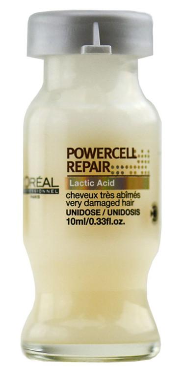 L'oreal Serie Expert Power Repair Lipidium repairing treatment for very damaged hair