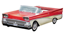 1958 Ford Fairlane 500 Sunliner Foodbox