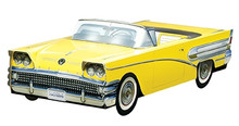 1958 Buick Century Foodbox