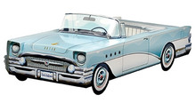 1955 Buick Roadmaster Foodbox