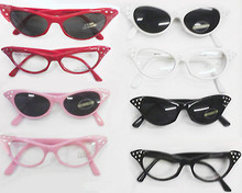 Cateye Glasses & Sunglasses