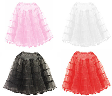 1950s Crinoline, Petticoats & Pettipants Adult 50s Crinoline $39.99 AT vintagedancer.com