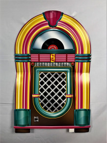 Wall Hanging Jukebox
