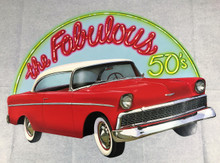 """The Fabulous 50's"" Wall Hanging Decoration"