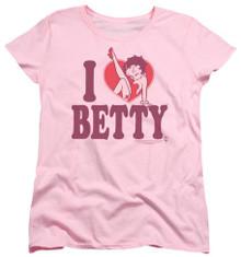 Betty Boop - I Heart Betty Tee