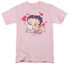 Betty Boop - Puppy Love Tee