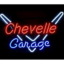 Chevelle Garage Neon Bar Sign