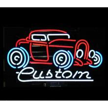 Custom Hot Rod Neon Bar Sign