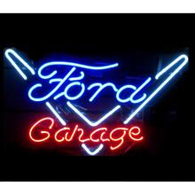 Ford Garage Neon Bar Sign