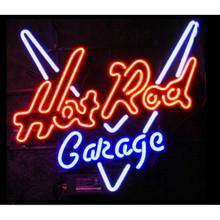 Hot Rod Garage Neon Bar Sign