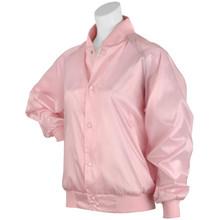 Pink Satin Jacket