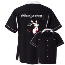 Dangerous Dames Bowling Shirt