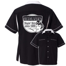 Greaser Bowling Shirt