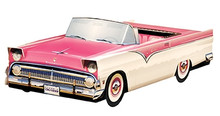 1955 Ford Fairlane Sunliner Foodbox