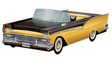 1957 Ford Fairlane Skyliner Foodbox