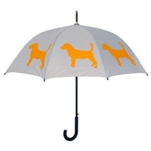 Beagle Silhouette Umbrella