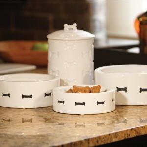 Bone Appetit Dog Bowl Collection