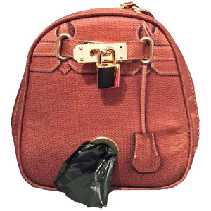 Mandy Doggy Backpack | Pecan