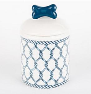 Nautical Treat Jar